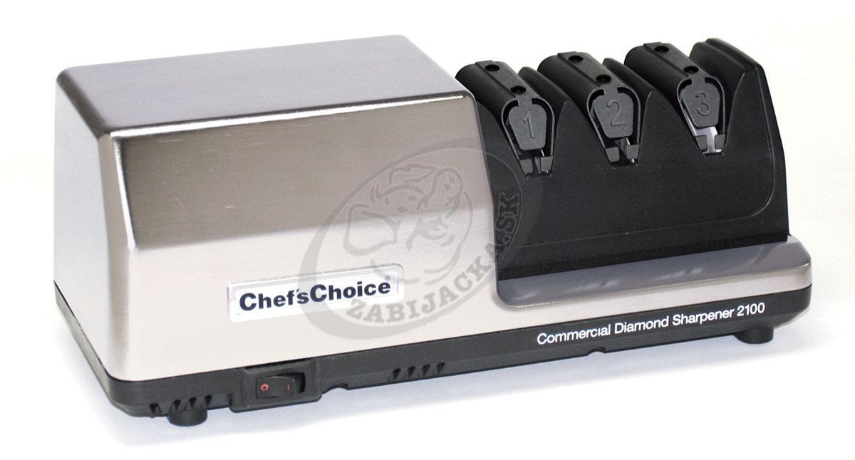 Profesionálna brúska na nože GRAEF CC2100