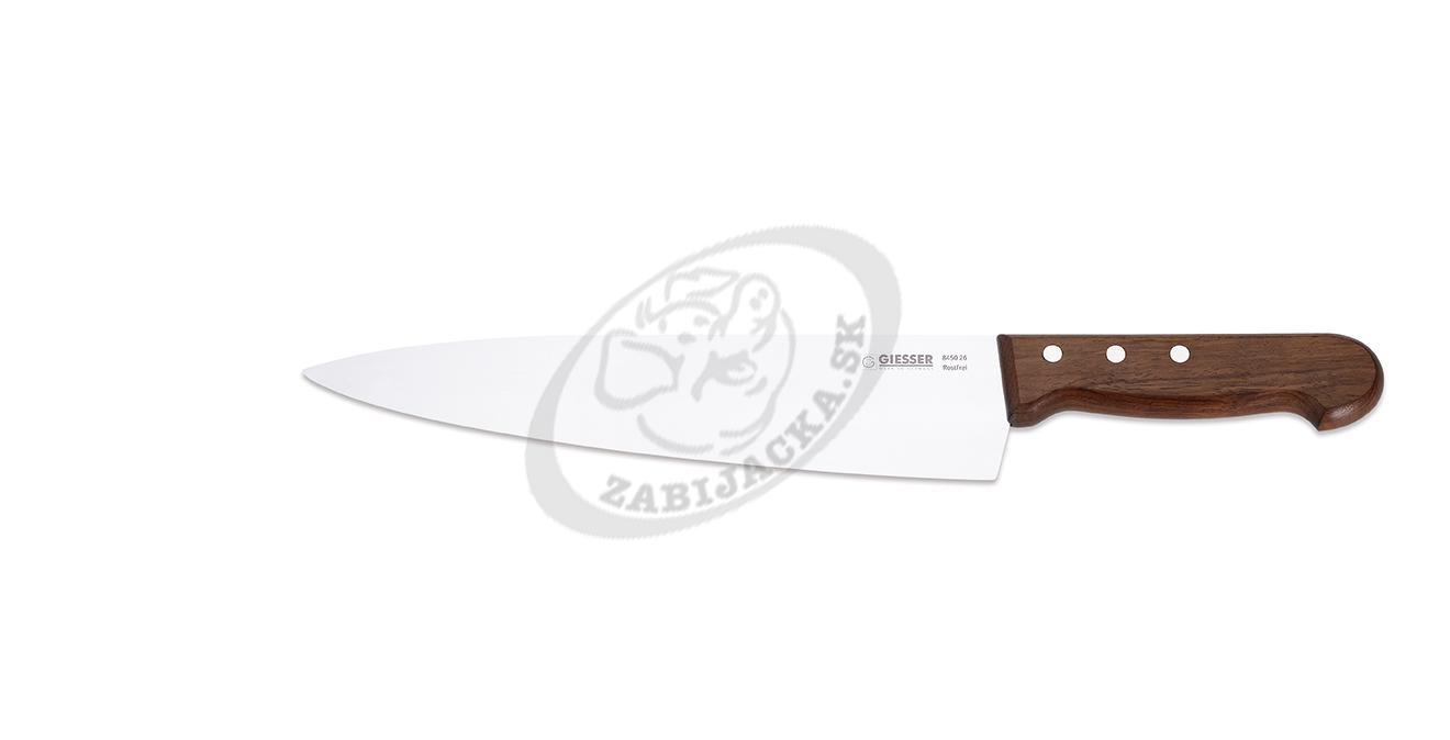Kuchársky nôž drevo G 8450