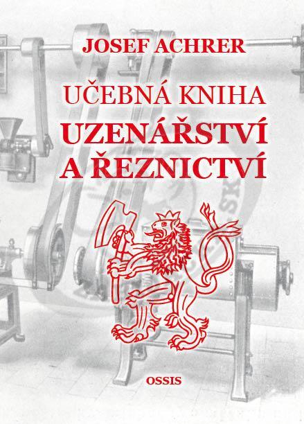 Učebná kniha uzenářství a řeznictví