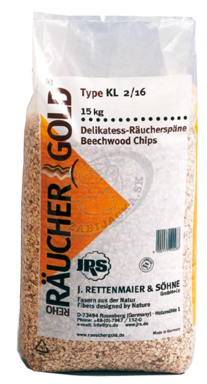 Udenárske štiepky KL 2/16 15kg