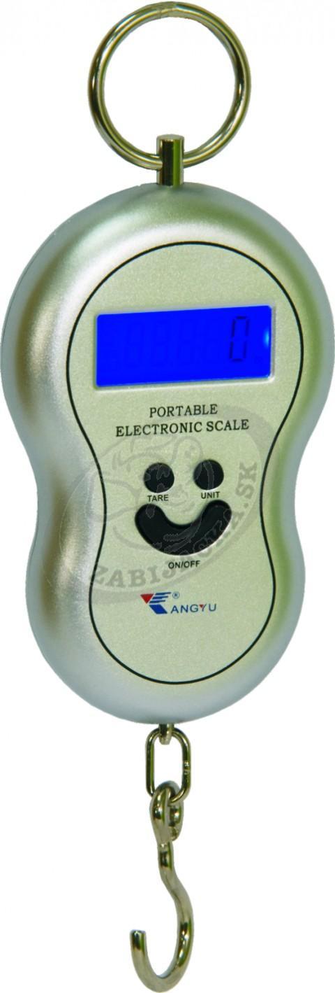 Váha závesná digitálna KYPS-40kg/20g