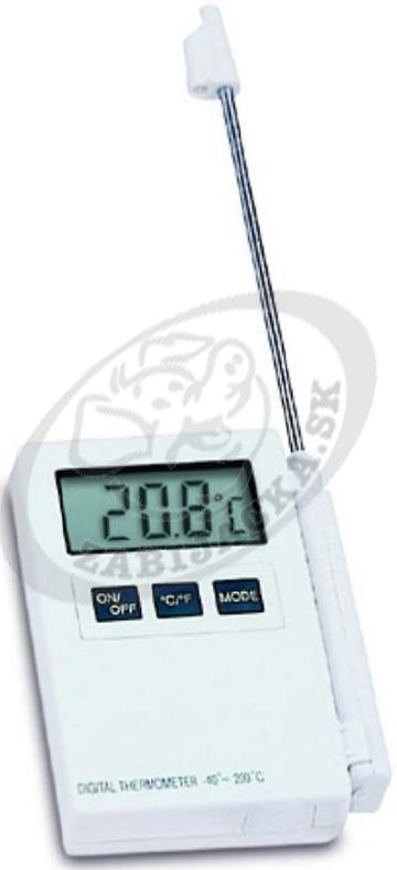 Teplomer vpichový TE 301015