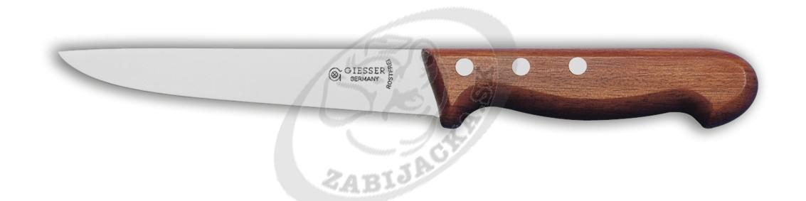 Mäsiarsky nôž drevo G 3000