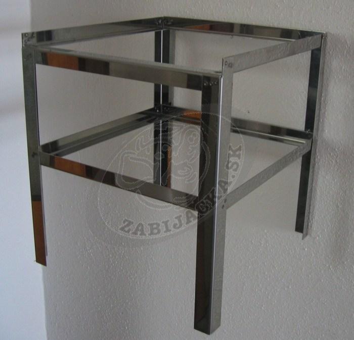 Stolík pod izolované nerezové udiarne