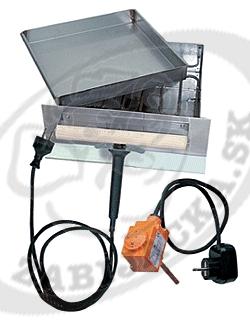 Elektrokomplet pre vyhrievanie izolovaných nerezových udiarní