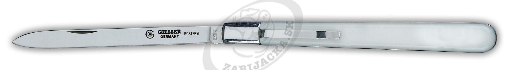 Nôžík s vidličkou vreckový G 7981