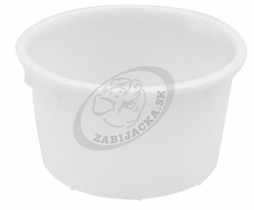 Vaňa plastová kruhová 85 l